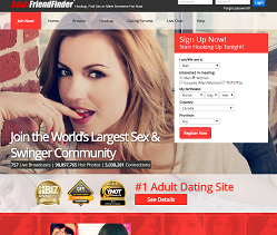 Dating Site For Swingers